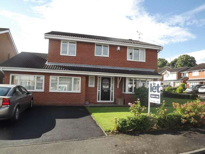 5 Bedrooms Detached House for rent in Emblehope Drive, Gosforth
