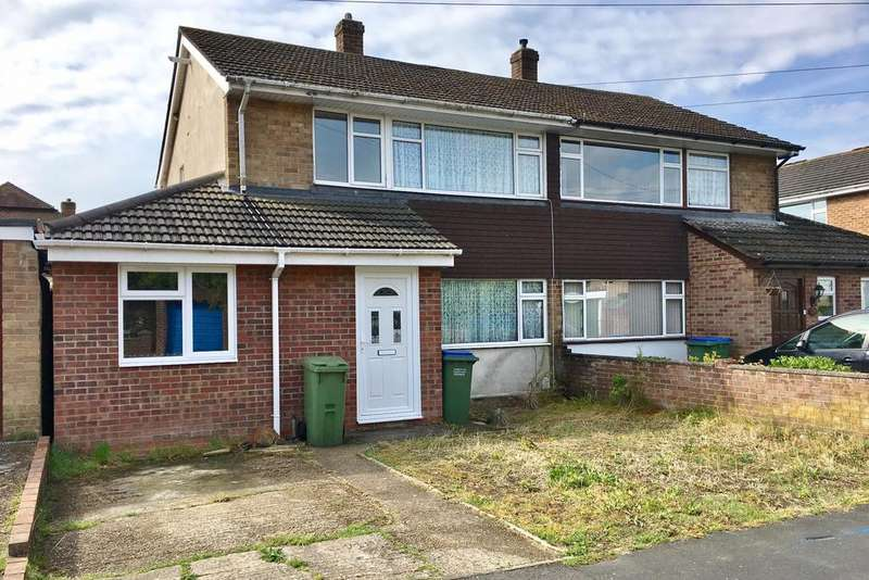 3 Bedrooms Semi Detached House for sale in Beverley Close, Park Gate