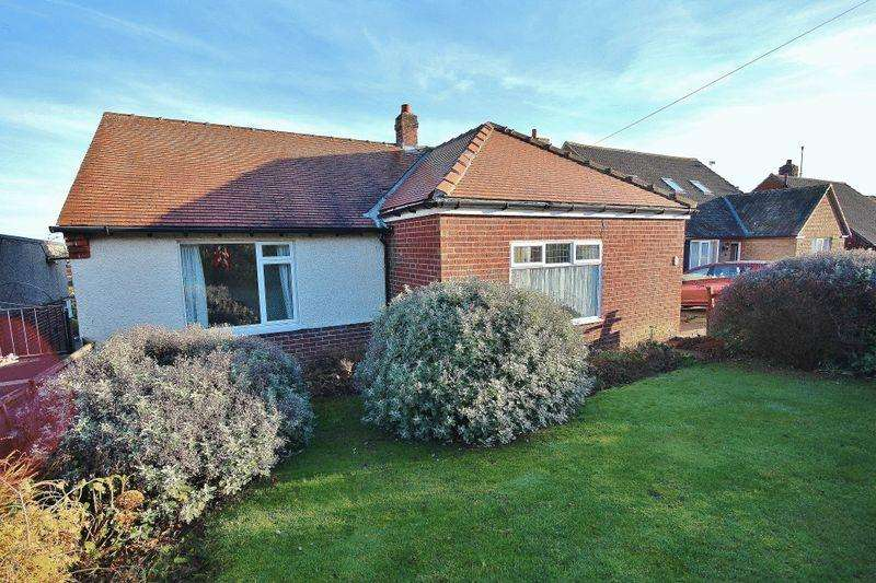 2 Bedrooms Detached Bungalow for sale in Blakelaw Road, Alnwick