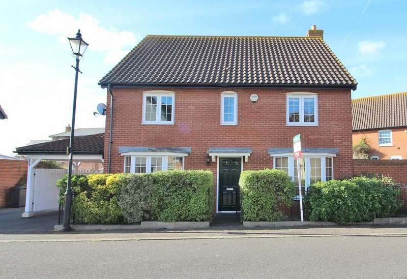 4 Bedrooms Detached House for sale in Brook End Road North, Springfield, Chelmsford, Essex, CM2