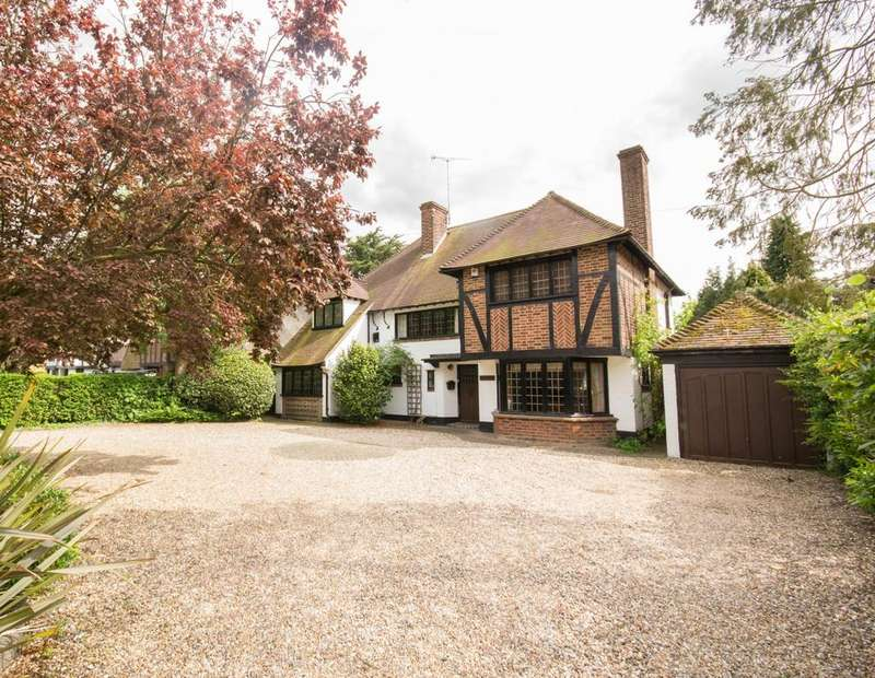 4 Bedrooms Detached House for sale in Ridgeway, Hutton Mount, Brentwood, Essex, CM13