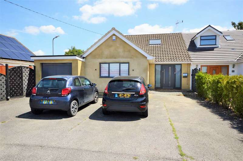 4 Bedrooms Chalet House for sale in Guernsey Gardens, Wickford