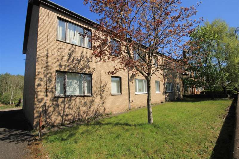 2 Bedrooms Flat for sale in Holytown Road, Bellshill