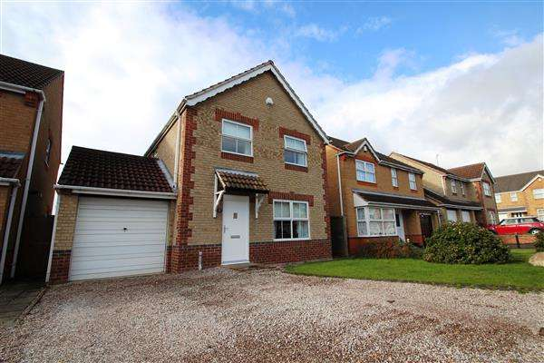 4 Bedrooms Detached House for sale in Rowley Croft, South Elmsall