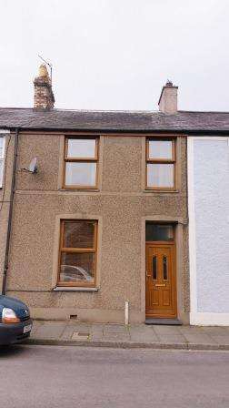 3 Bedrooms Terraced House for sale in 5 East Avenue, Porthmadog LL49