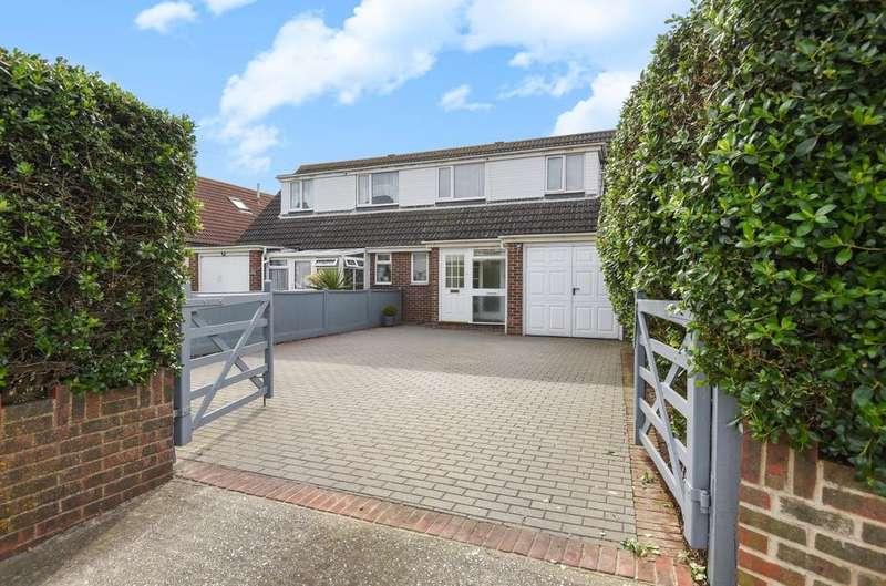 2 Bedrooms Semi Detached House for sale in Bracklesham Lane, Bracklesham Bay, PO20