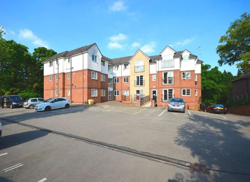 2 Bedrooms Apartment Flat for sale in Hollyhedge Road, Gatley
