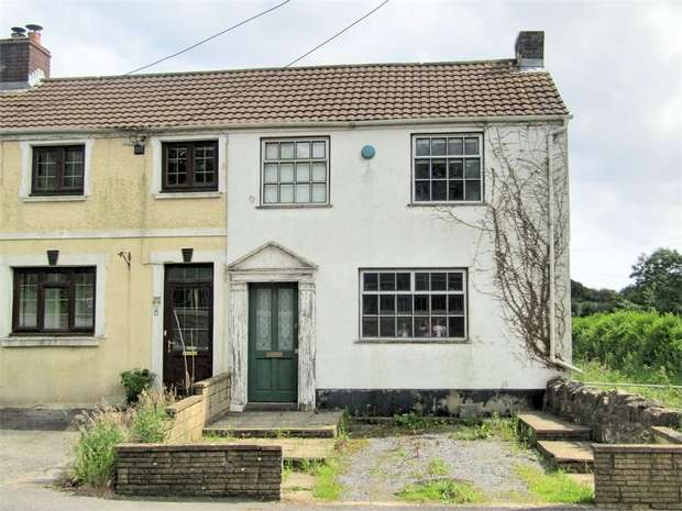 3 Bedrooms End Of Terrace House for sale in The Sidings, Mynyddygarreg, Kidwelly, Carmarthenshire