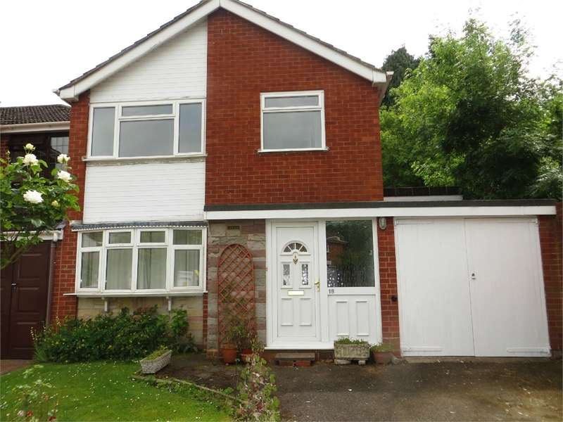 3 Bedrooms Semi Detached House for sale in Whiteladies Court, Albrighton, Wolverhampton