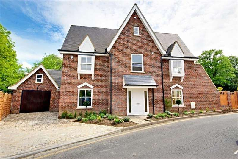 3 Bedrooms Detached House for sale in Allum Lane, Elstree