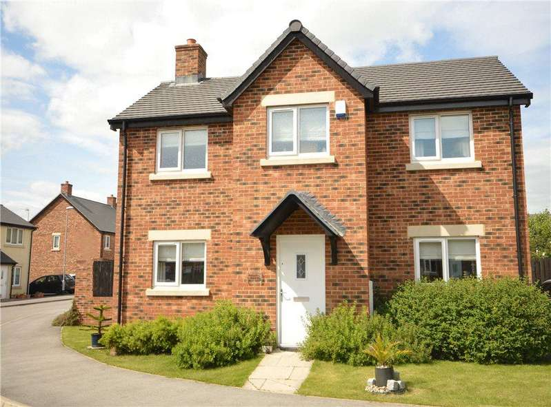 3 Bedrooms Detached House for sale in Willow Tree, Edison Way, Guiseley, Leeds, West Yorkshire