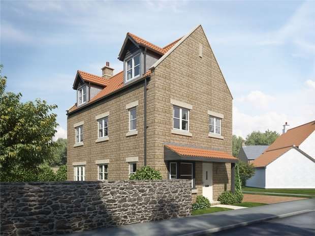 4 Bedrooms Detached House for sale in Plot 6, West Farm,, Faulkland, Somerset