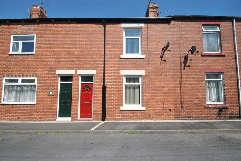 2 Bedrooms Terraced House for sale in Shrewsbury Street, Seaham, Co.Durham, SR7