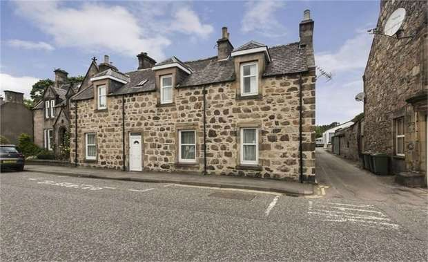 5 Bedrooms Detached House for sale in High Street, Rothes, Aberlour, Moray