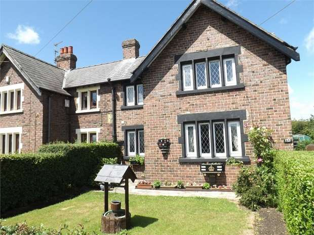 4 Bedrooms Cottage House for sale in Hall Lane, Simonswood, Liverpool, Lancashire