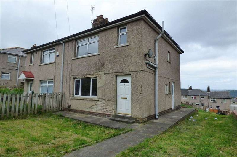 3 Bedrooms Semi Detached House for sale in Braithwaite Way, Keighley, BD22