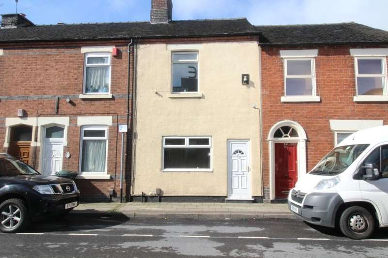 2 Bedrooms Property for sale in Normacot Road, Stoke-On-Trent, ST3
