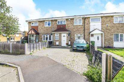 4 Bedrooms Terraced House for sale in Wickford, Essex, .
