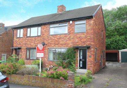 3 Bedrooms Semi Detached House for sale in Horsewood Road, Sheffield, South Yorkshire