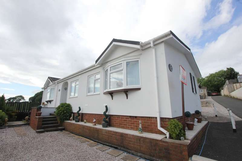 3 Bedrooms Mobile Home for sale in Falcon Park, Totnes Road, Paignton
