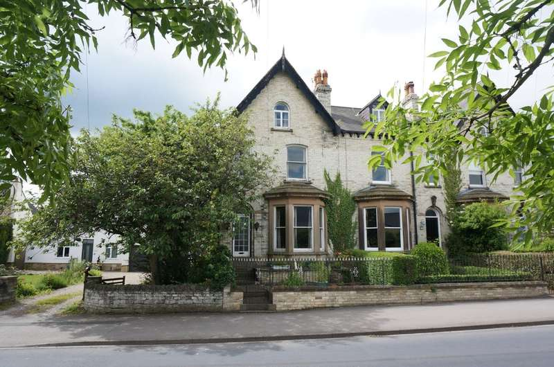 4 Bedrooms End Of Terrace House for sale in High Street, Boston Spa, Wetherby