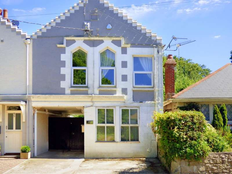 5 Bedrooms Semi Detached House for sale in Bembridge, Isle of Wight