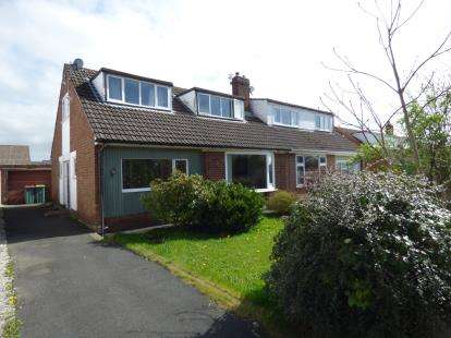 4 Bedrooms Semi Detached House for sale in Lansdown Hill, Fulwood, Preston, Lancashire, PR2