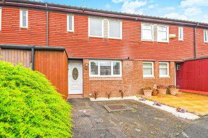 3 Bedrooms Terraced House for sale in St. Austell Close, Brookvale, Runcorn, Cheshire, WA7