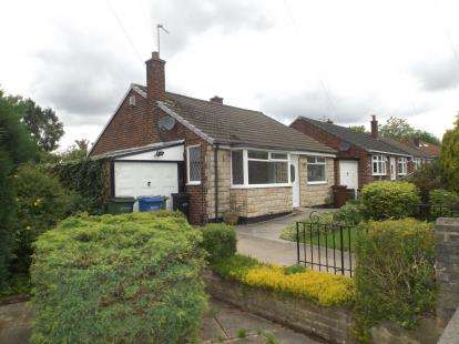 2 Bedrooms Bungalow for sale in Woodley Close, Offerton, Stockport, Cheshire