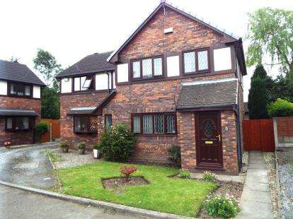3 Bedrooms Semi Detached House for sale in Old Oake Close, Worsley, Manchester, Greater Manchester