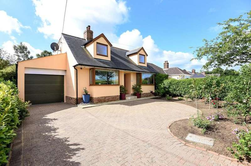 4 Bedrooms Detached House for sale in Newmarket Road, Moulton, Newmarket, Suffolk, CB8