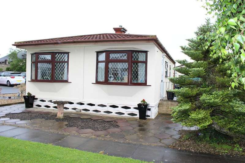 2 Bedrooms Park Home Mobile Home for sale in The Croft, Wyre Vale Park, Garstang, Lancashire, PR3 1PX