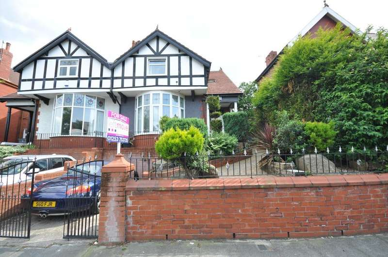 5 Bedrooms Semi Detached House for sale in Cumberland Avenue, Blackpool, Lancashire, FY1 5QL