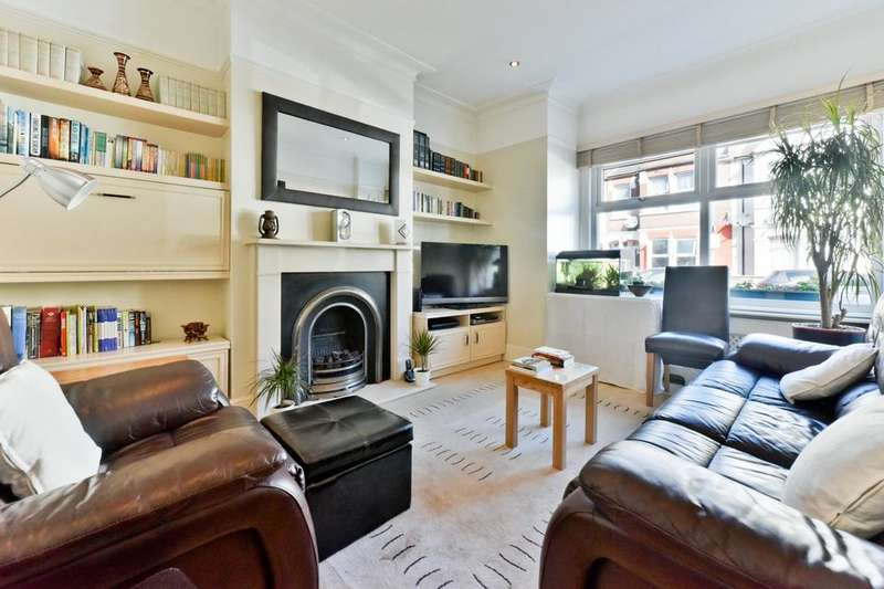 2 Bedrooms Flat for sale in Bickley Street, London SW17