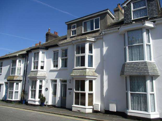 4 Bedrooms Terraced House for sale in Bedford Road, St Ives, Cornwall