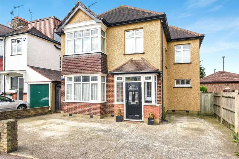 4 Bedrooms Detached House for sale in Cambridge Road, Harrow, Middlesex, HA2