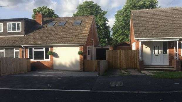 3 Bedrooms Semi Detached House for sale in Oakleigh Drive, Duston, Northampton NN5 6RP
