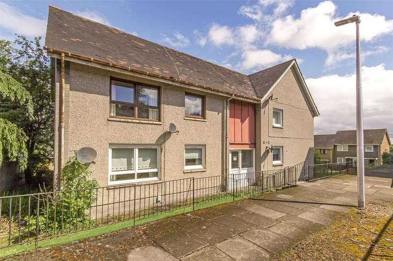 1 Bedroom Flat for sale in 15 Kirkton Road, Cambuslang, Glasgow, G72