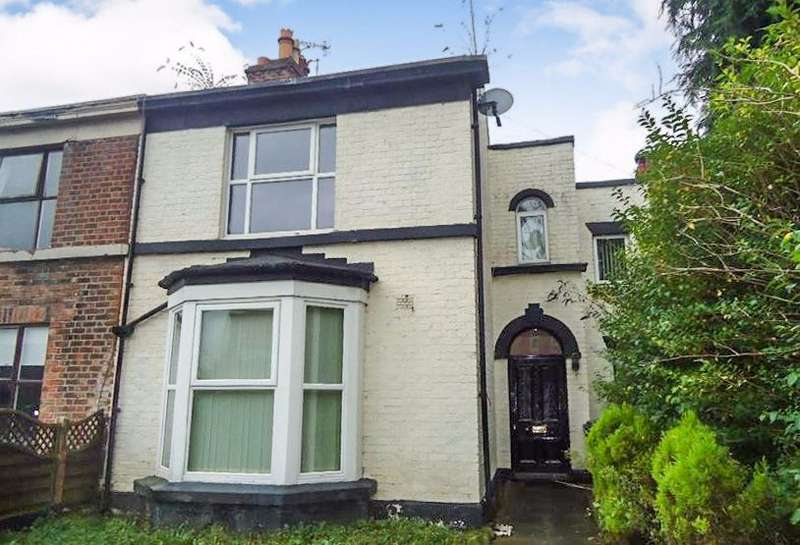 3 Bedrooms Terraced House for sale in Belmont Grove, Prenton, Wirral
