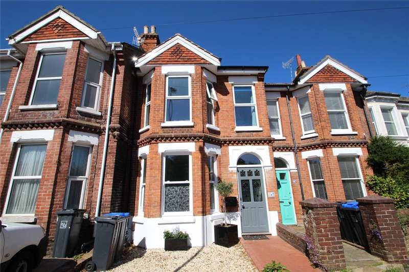 5 Bedrooms Terraced House for sale in Park Road, Worthing, West Sussex, BN11