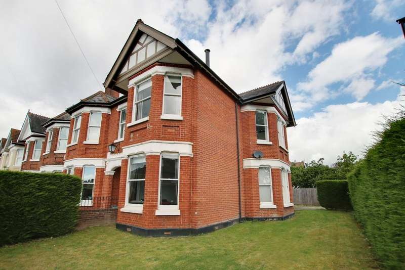 2 Bedrooms Semi Detached House for sale in Upper Shirley, Southampton