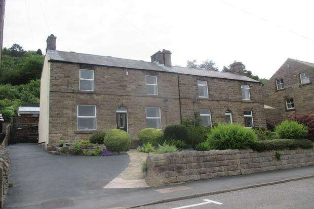 3 Bedrooms Detached House for sale in Smedley Street, Matlock, DE4