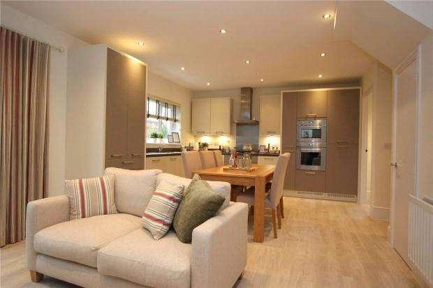 4 Bedrooms House for sale in Sanderson Manor, Hauxton Meadows, Cambridgeshire