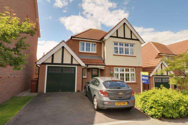 4 Bedrooms Detached House for sale in Clipson Crest, Barton-Upon-Humber