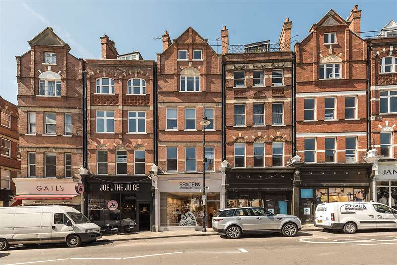 2 Bedrooms Flat for sale in Bakers Passage, Hampstead, London, NW3