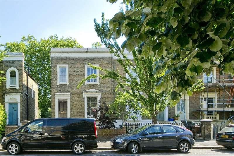 1 Bedroom Flat for sale in Middleton Road, Hackney, E8