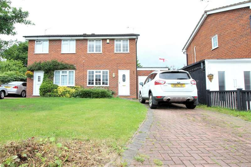 2 Bedrooms Property for sale in Stoneleigh Close, Oakenshaw South, Redditch