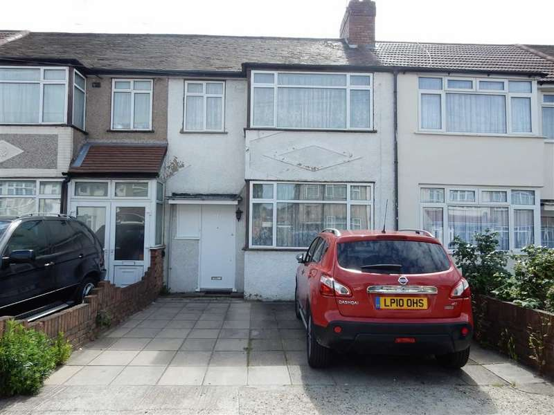 3 Bedrooms Terraced House for sale in Beatrice Road, Southall, Middlesex