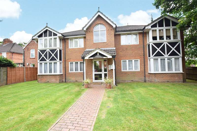 2 Bedrooms Apartment Flat for sale in Hammond Court, Shepherds Lane, Bracknell, Berkshire, RG42