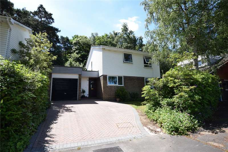 4 Bedrooms House for sale in Qualitas, Bracknell, Berkshire, RG12
